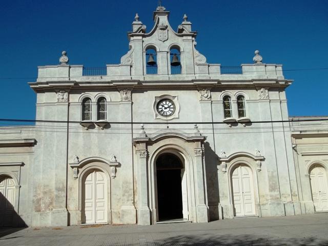 Iglesia del Carmen, Carmelo Colonia