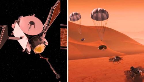 NASA Presenta Nuevas Propuestas Para Futuras Misiones