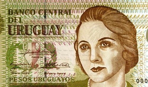 Cotización de la moneda en Uruguay - Dólar