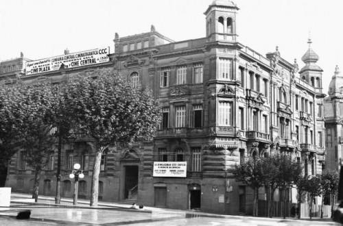 Cartelera de Cines en Montevideo