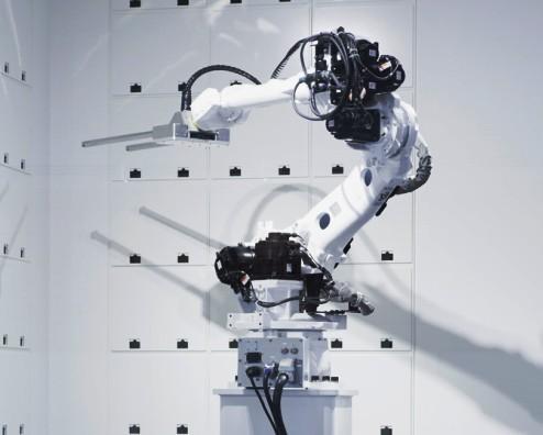 India se prepara para la Era de los Robots