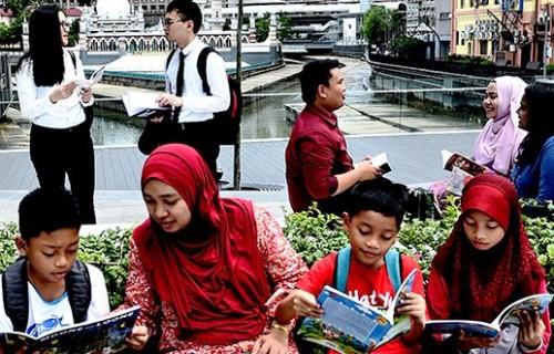 Kuala Lumpur nombrada Capital Mundial del Libro 2020