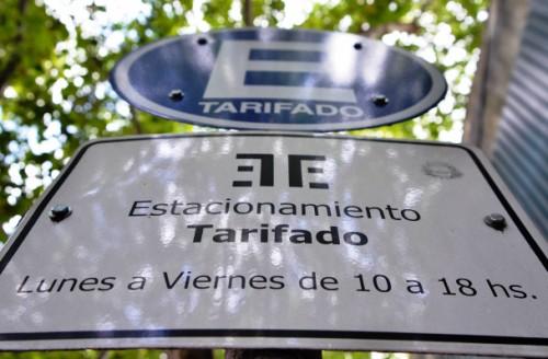 Estacionamiento tarifado en la Ciudad de Montevideo
