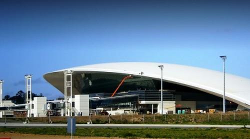 El Aeropuerto de Carrasco es el primero en la región con una planta de generación solar fotovoltaica