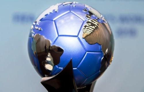 URUGUAY: COPA MUNDIAL FEMENINA SUB-17 FIFA 2018