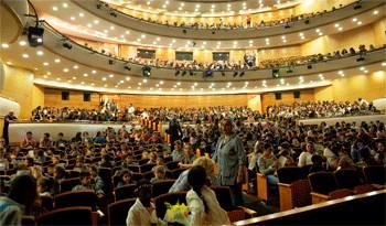 A FIN DE AÑO EL AUDITORIO DEL SODRE HABRÁ RECIBIDO MÁS DE 315.000 PERSONAS EN SUS 764 PROPUESTAS CULTURALES