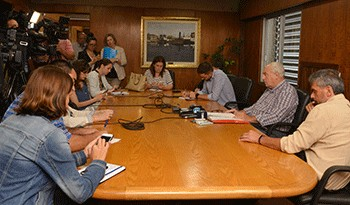 Carmelo: Ministerio de Transporte presentó denuncia penal.