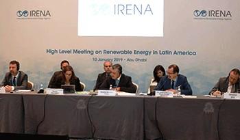 Uruguay traspasó a China la presidencia de la Agencia Internacional de Energías Renovables