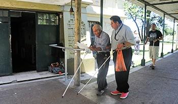 Atención especializada y remodelación edilicia convierten al Centro de Discapacidad Visual en referente nacional