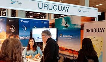 Uruguay participó en feria turística Matka, Finlandia, promoviendo el arribo al país de visitantes nórdicos