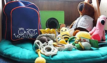 Uruguay Crece Contigo entregó 220.000 sets de bienvenida a los niños nacidos en el país