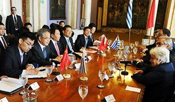 Visita del viceprimer ministro de China, Hu Chunhua, es estratégica para profundizar relaciones comerciales