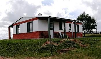 Colonización invirtió 274.000 dólares en infraestructura que construyó Mevir en zona rural de Lavalleja