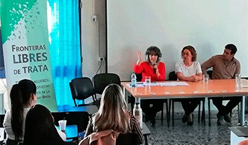 Cerro Largo es el primer departamento del interior de Uruguay en brindar atención a mujeres víctimas de trata