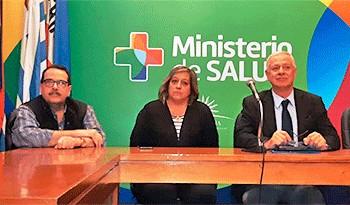 MSP confirmó el primer caso importado de sarampión diagnosticado en Uruguay