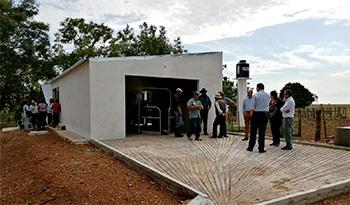 Colonia Juan Pablo Terra estrena viviendas e infraestructura por más de 500.000 dólares tras convenio entre Mevir y Colonización