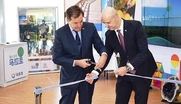 Uruguay se posiciona en Expo Beijing como centro de negocios y puerta de entrada al Atlántico Sur