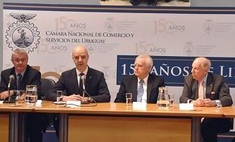 Acuerdo entre Uruguay XXI y Zonamerica facilitará acceso de empresas nacionales al mercado chino