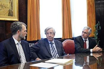 Se firmó préstamo para la modernización del Complejo Hidroeléctrico Binacional de Salto Grande