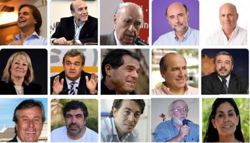 Elecciones Uruguay 2019