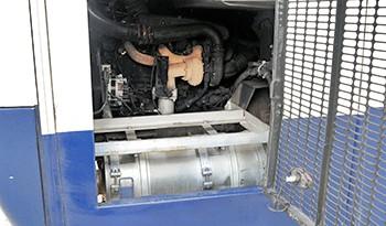 Emisión de gases tóxicos del transporte público disminuyó 90 % con instalación de nuevos filtros de gasoil