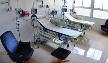 Nuevas salas de internación en hospital de Salto