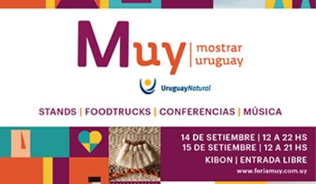 Unas 70 empresas nacionales de gastronomía, diseño, indumentaria y cosmética exponen en feria Mostrar Uruguay