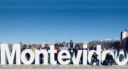 Uruguay estrecha vínculos con el Grupo LATAM Airlines