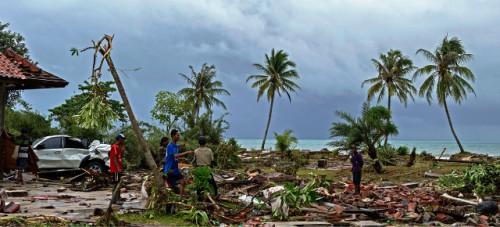 Pese a los avances tecnológicos, no estamos concienciados de los peligros de los tsunamis