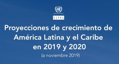 CEPAL actualizó sus proyecciones de crecimiento para los países de la región.