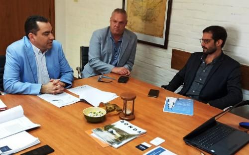 Empresarios holandeses interesados en desarrollar el turismo náutico en el Río Uruguay