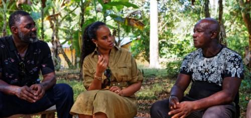 Idris y Sabrina Elba, Embajadores de Buena Voluntad de las Naciones Unidas