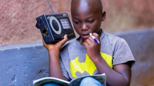 La ONU ayuda a los más jóvenes a continuar sus estudios