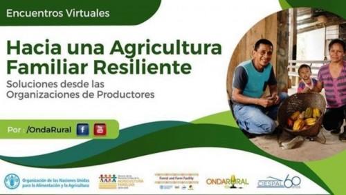 Presentan Programa de Microcrédito Rural en encuentro virtual