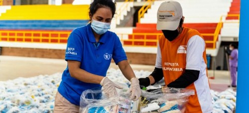 Nuestros sistemas alimentarios están fallando y la pandemia del coronavirus agrava la situación