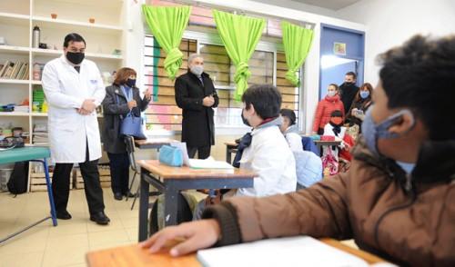 Unos 420.000 estudiantes asistieron a escuelas y liceos en segunda fase de retorno a clases presenciales