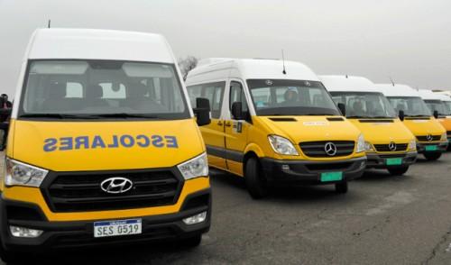 Proyecto de Ley propone exoneración de aportes patronales a la seguridad social para empresas de transporte escolar