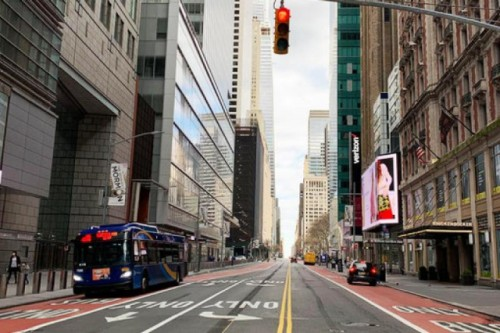 Las ciudades deben responder a la pandemia atacando la desigualdad e impulsando el desarrollo