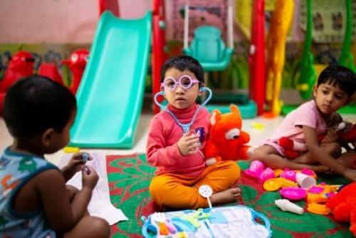 Debido a la COVID-19, 40 millones de niños no han recibido educación temprana durante el año crítico de la enseñanza preescolar