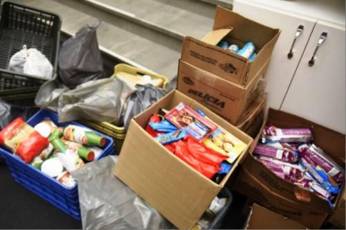 Comercio vendía alimentos vencidos y en mal estado