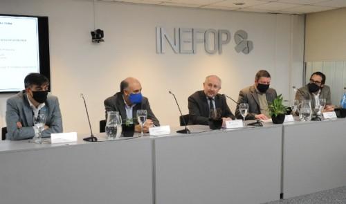 Inefop firmó dos convenios que desarrollarán la capacitación en tecnologías de la información