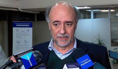 Ministro Pablo Mieres