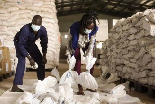 De regreso en Sudán del Sur para ayudar a construir un futuro mejor para su país