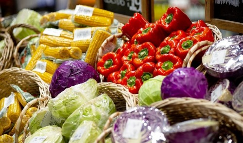 Ganadería y Red de Alimentos Compartidos trabajan para reducir cantidad de frutas y verduras desechadas
