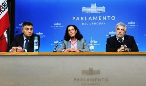 El presupuesto nacional no contiene aumento impositivo, afirmó la ministra Azucena Arbeleche