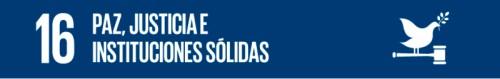 Objetivo 16: Promover sociedades justas, pacíficas e inclusivas