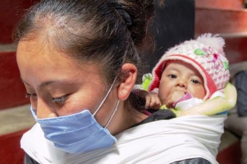 Culpa e incertidumbre: las otras caras de la desnutrición en Guatemala