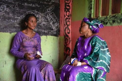 Activista convierte la adversidad en un nuevo comienzo para las mujeres refugiadas