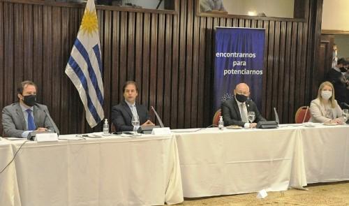 Presidente Lacalle Pou participó en la presentación de la estrategia promocional de turismo interno