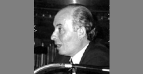Falleció Gonzalo Aguirre, vicepresidente de Uruguay entre 1990 y 1995